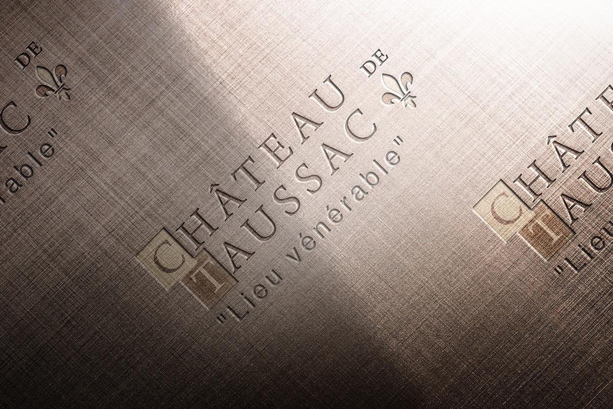 Design-logo-Perpignan-66000-Pyrenees-Orientales : Castel-taussac
